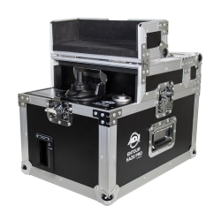 AMERICAN DJ ADJ ENTOUR HAZE PRO Professional Grade Haze Machine with Built-in Flight Case ENTOUR HAZE PRO