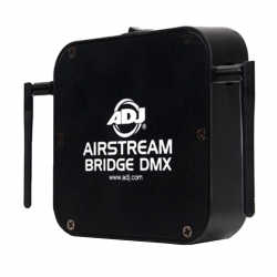 AMERICAN DJ AIRSTREAM DMX BRIDGE WiFi DMX Interface for Wifly and WiFi DMX AIRSTREAM DMX BRIDGE