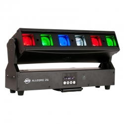 ADJ AMERICAN DJ ALLEGRO Z6 Quick-Moving RGBW LED Linear Bar with Motorized Zoom and Tilt ALLEGRO Z6