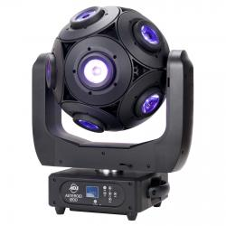 AMERICAN DJ Asteroid 1200 360-Degree RGBW LED Spherical Centerpiece Light Effect Asteroid 1200