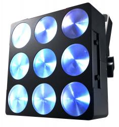 AMERICAN DJ Dotz Brick 3.3 TRI COB Wash Blinder LED Light Effect Dotz Brick 3.3
