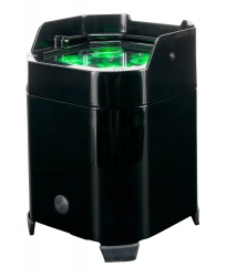 ADJ AMERICAN DJ ELEMENT HEX IP  IP54 Rated Battery-Powered Wireless DMX LED Par