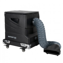 AMERICAN DJ ENTOUR ICE Heavy Duty Low Lying Fog Machine ENTOUR ICE