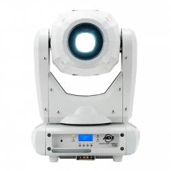 AMERICAN DJ FOCUS SPOT THREE Z PEARL 100 Watt LED Moving Head Motorized Focus and Zoom, DMX (white) FOCUS SPOT THREE Z PEARL
