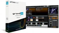 AMERICAN DJ Grand VJ 2.0 by Arkaos Video Software - Standard Version GRAND VJ 2.0 STANDARD VERSION
