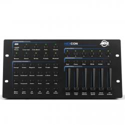 AMERICAN DJ HEXCON 36-Channel DMX Controller for HEX RGBAW+UV LED Fixtures HEXCON