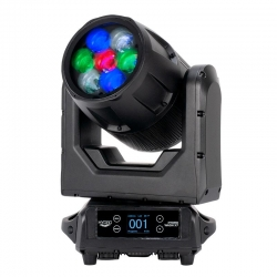 ADJ AMERICAN DJ HYDRO WASH X7 280 Watt IP Rated Moving Head Wash Fixture HYDRO WASH X7