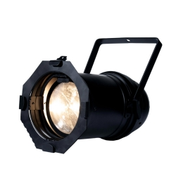 ADJ AMERICAN DJ PAR Z100 3K Traditional-Look 100W Warm White Halogen Par Can - Black PAR Z100 3K