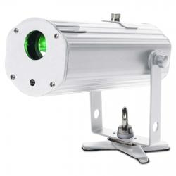 ADJ AMERICAN DJ PINPOINT GOBO COLOR Battery-Powered 10W RGBA LED Pinspot PINPOINT GOBO COLOR