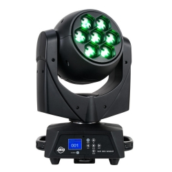 AMERICAN DJ VIZI HEX WASH7 105W HEX RGBAW+UV Professional Moving Head VIZI HEX WASH7