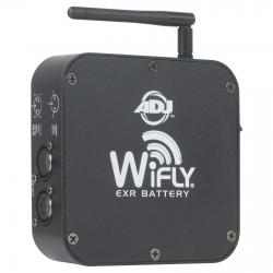 Check out details on WIFLY EXR BATTERY AMERICAN DJ page