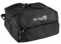 ARRIBA AC145 Soft Padded Double Derby Light Bag AC145