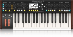 BEHRINGER DEEPMIND 6 True Analog 6-Voice Polyphonic Synthesizer DEEPMIND 6