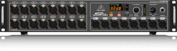 BEHRINGER S16 Digital Snake I-O Box with 16 Remote-Controllable MIDAS Preamps 8 Outputs S16
