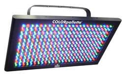CHAUVET DJ COLORPALETTE 27-Channel DMX RGB LED Bank System Light COLORPALETTE