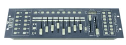 CHAUVET DJ Obey 40 192-Channel Universal DMX-512 Controller Obey 40