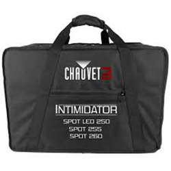 CHAUVET DJ CHS-2XX VIP CARRY BAG Designed to Easily Transport a Pair of Intimidator Spot 255 or 260 IRC Fixtures CHS-2XX