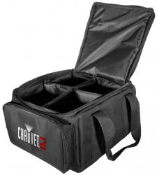 CHAUVET DJ CHS-FR4 Custom VIP Bag for Freedom Par Fixtures CHS-FR4