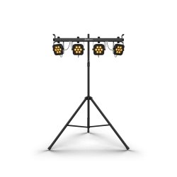 CHAUVET DJ 4BAR FLEX Q Quad-Color LED Wash Lighting System 4BAR FLEX Q