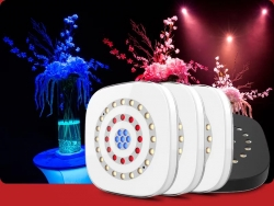 Check out details on FREEDOMCENTERPIECE CHAUVET DJ page
