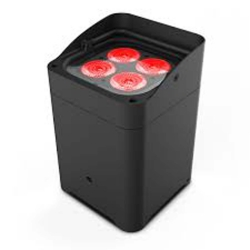 CHAUVET DJ FREEDOM FLEX H4 IP RGBAW+UV Battery Powered Wireless LED Par FREEDOM FLEX H4 IP