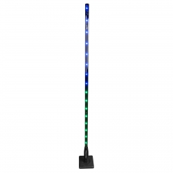 CHAUVET DJ Freedom Stick Battery powered RGB LED Pixel tube effect light with D-Fi USB Socket FREEDOM STICK