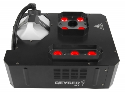 CHAUVET DJ GEYSER P7 Vertical Fog Effect with Dual Zone RGBA+UV LEDS GEYSER P7