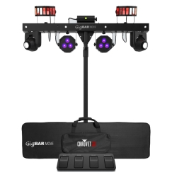 CHAUVET DJ GIGBAR MOVE 5-in-1 Lighting System GIGBAR MOVE