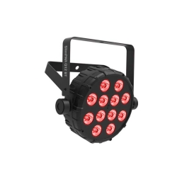 CHAUVET DJ SLIMPAR Q12 BT RGBA LED Par with Bluetooth BT Air Control SLIMPAR Q12BT