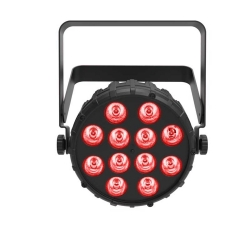 CHAUVET DJ SLIMPAR T12 BT RGB LED Par with Bluetooth BT Air Control SLIMPAR T12 BT