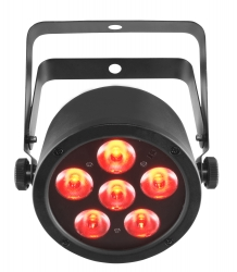 CHAUVET DJ EZpar T6 USB Battery Powered LED Tri-Color RGB Wash Light EZpar T6 USB