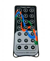 CHAUVET DJ Xpress Remote IR Remote Control for Xpress 512 Plus Xpress Remote