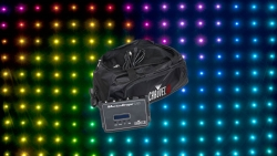 CHAUVET DJ MotionDrape LED Tri Color LED Curtain MOTIONDRAPELED
