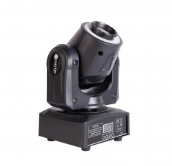 COLORKEY MOVER HALO SPOT 30 Watt LED Engine RGB Eye Candy Moving Head MOVER HALO SPOT