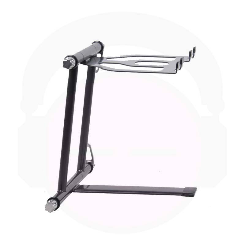 crane stand plus graphite laptop stand agiprodj. Black Bedroom Furniture Sets. Home Design Ideas