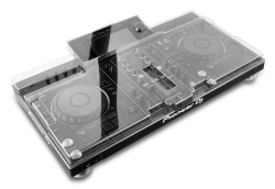 DECKSAVER DS-PC-XDJ-RX2 Cover for Pioneer DJ XDJ-RX2 Decksaver Cover XDJ-RX2