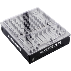 DECKSAVER DS-PC-XONE96 Decksaver Cover for Allen & Heath XONE:96 XONE96 Decksaver