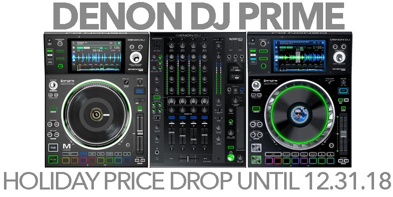 DENON PRIME PRICE DROP