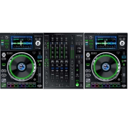 Check out details on DENON COMPLETE PRIME SYSTEM DENON DJ page