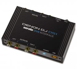 DENON DJ DS1 Serato DJ DVS and Audio Interface DS1 SERATO DJ DVS SYSTEM
