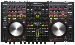 DENON DJ MC6000MK2 Digital Mixer & Controller with Full Version Serato DJ Software MC6000MK2