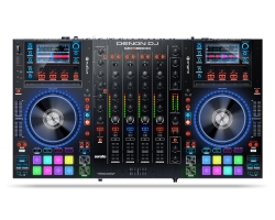 DENON DJ MCX8000 Standalone DJ Player and DJ Controller for Serato DJ