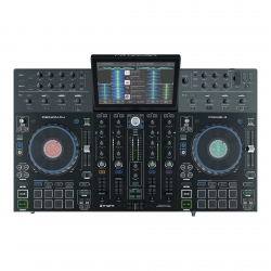 Check out details on PRIME 4 DENON DJ page