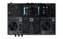 "DENON DJ PRIME GO 2-Deck Rechargeable Battery Powered Portable DJ Console with 7"" Touchscreen PRIME GO"