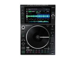 "DENON DJ SC6000MPRIME Professional DJ Media Player with 8.5"" Motorized Platter and 10.1"" Touchscreen SC6000MPRIME"