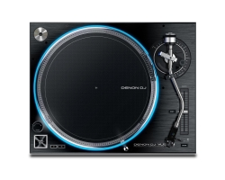 DENON DJ VL12 PRIME Professional Direct Drive High Torque Turntable with LED Platter VL12 PRIME
