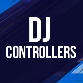 SM DJ Controllers