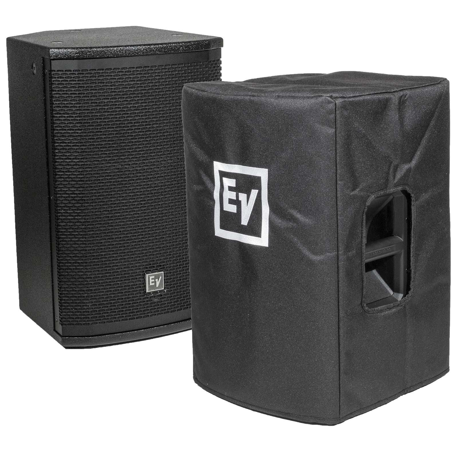 2 Electro Voice Etx 12p Covers Free Ts 100b Stands Bag