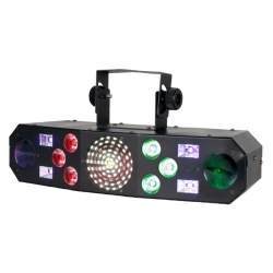 ELIMINATOR LIGHTING FURIOUS FIVE RGBWUV LED Lighting Effect