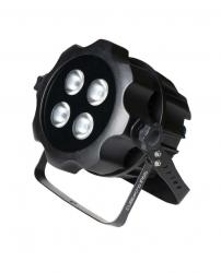 ETERNAL LIGHTING CUBEecho IP65 HEX Outdoor-Rated RGBWA+UV Battery Powered LED Par w/Wireless DMX CUBEECHO IP65 HEX